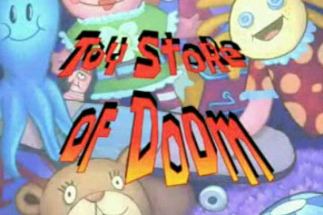 Toystore of Doom