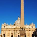 Vatican Obelisk, St. Peter's Square