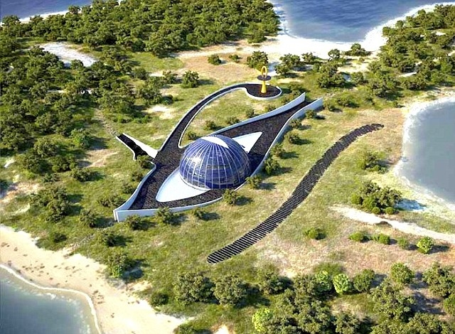 Naomi Campbell Eye of Horus House