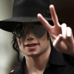 Michael Jackson V Sign