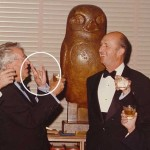 Bohemian Grove Devil's Horns