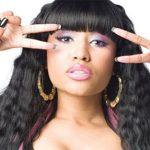 Nicki Minaj V Sign