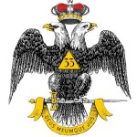33rd Degree Mason Double-Headed Eagle