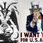 Uncle Sam Baphomet