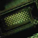 The Matrix Masonic Checkerboard
