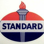 Rockefeller's Standard Oil Eternal Flame