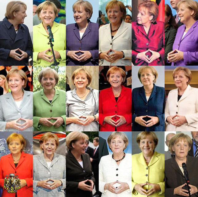 merkel illuminati Angela Merkel