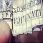 Illuminati Origami Dollar Bill