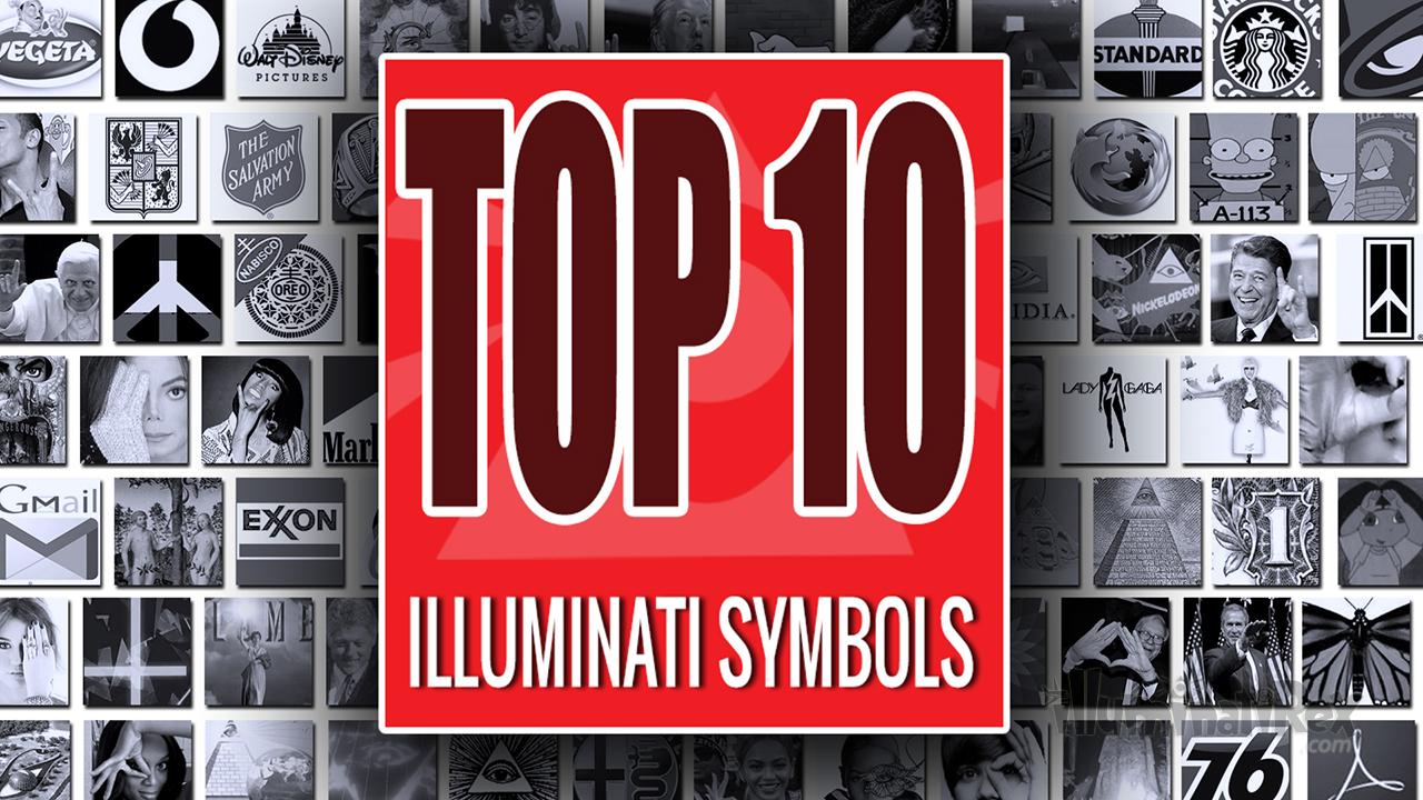 Top 10 Illuminati Symbols Video Illuminati Symbols