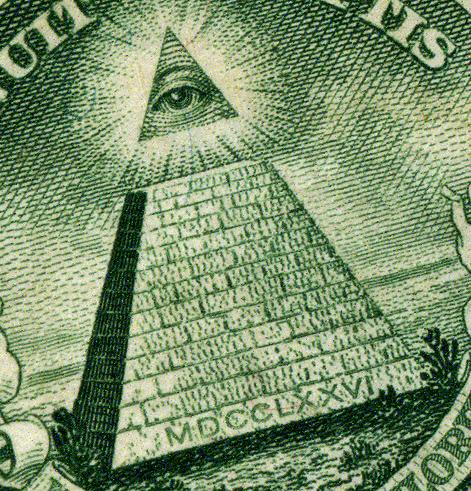 The Illuminati Symbol ...