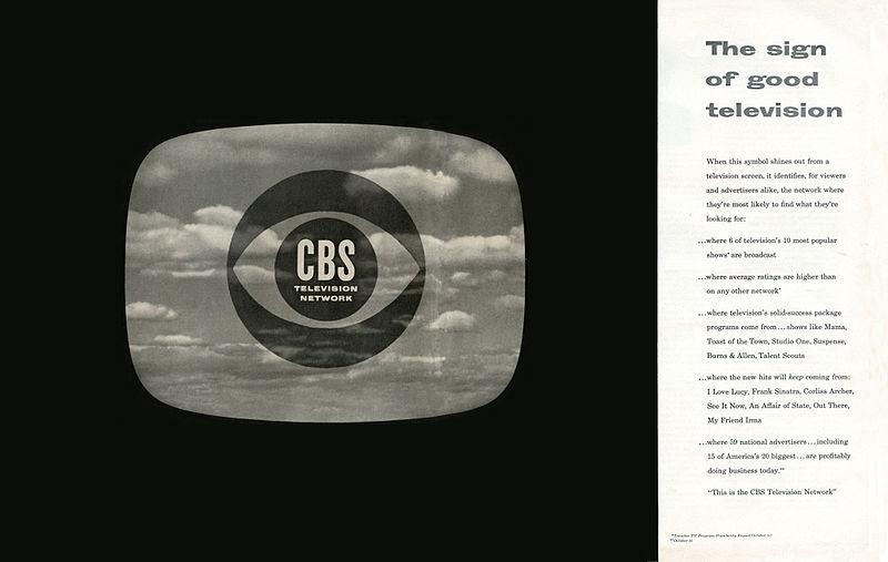 CBS-Eye-logo-Ad_Dec_1951