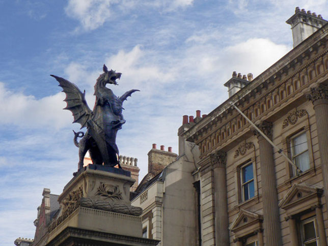 illuminati-symbols-City-of-London-Dragon