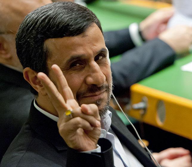 illuminati-signs-Ahmadinejad-V-for-Victory