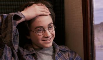 Harry Potter Illuminati Lightning Bolt Satan