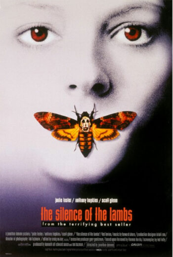 Illuminati symbols The Silence of the Lambs butterfly