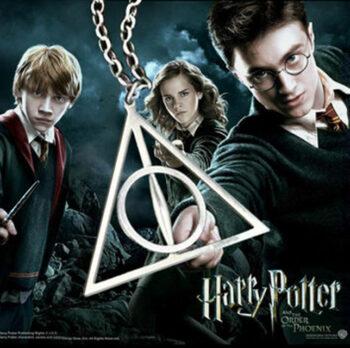 Illuminati symbols harry potter eye in triangle