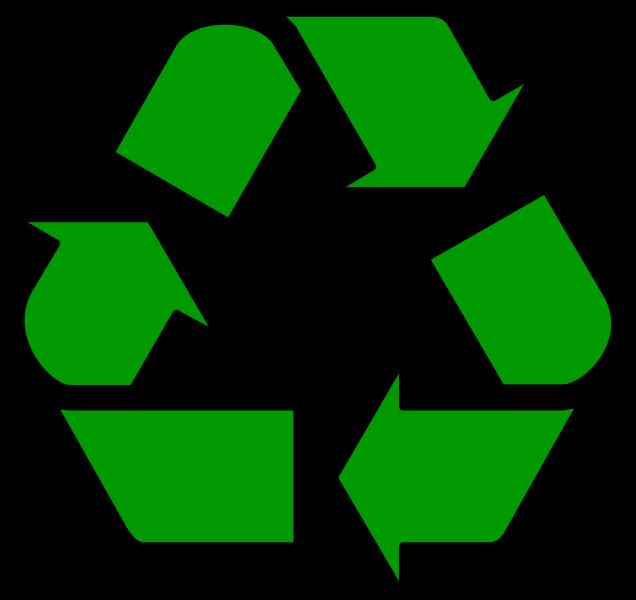Recycling Symbol 666 Illuminati Symbols