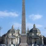 Egyptian Obelisk Rome Piazza