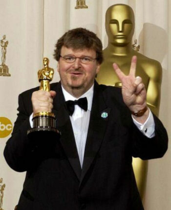 illuminati hand signs michael moore v sign