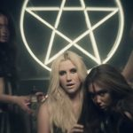 Ke$ha Die Young – Pentagrams