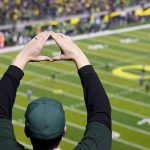 University of Oregon – O Gesture