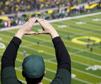 illuminati sign Oregon University O