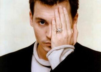 illuminati sign johnny depp hidden eye