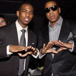 Chris Paul and Jay Z – Roc Sign