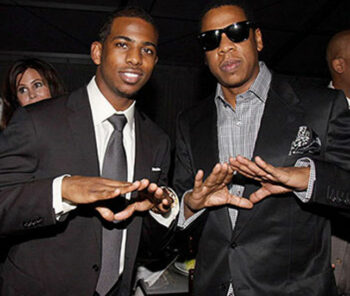 illuminati signs Chris Paul Jay Z roc sign