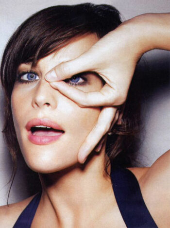 illuminati signs Liv Tyler all seeing eye