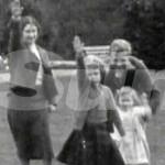 Queen Elizabeth Nazi Salute