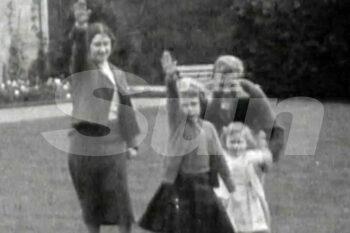 illuminati signs Queen Elizabeth Nazi Salute