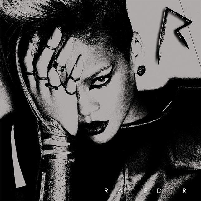 illuminati signs Rihanna Rated R Hidden Eye