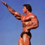 Arnold Schwarzenegger Nazi Salute