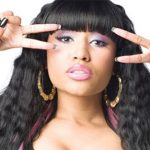 Nicki Minaj V Sign