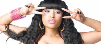 illuminati signs celebrities Nicki Minaj V