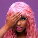 Nicki Minaj Hidden Eye