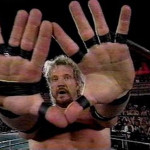 Wrestler Diamond Dallas Page Trademarked Diamond Sign