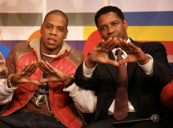 illuminati signs jay z denzel washington roc sign
