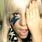 Lady Gaga Hidden Eye