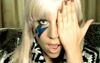 illuminati signs lady gaga hidden eye