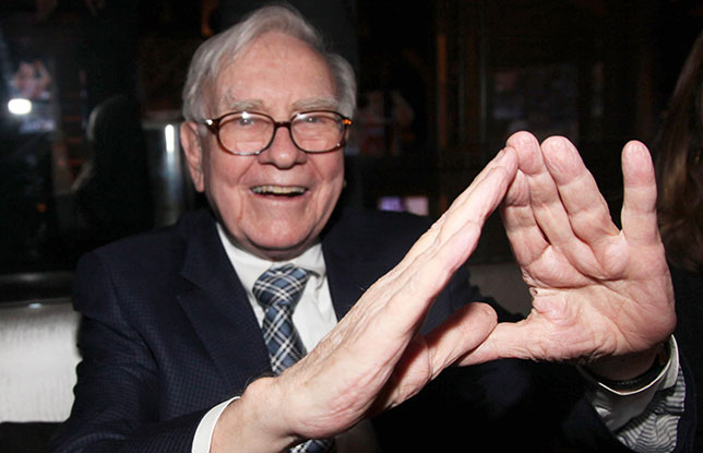 illuminati signs warren buffett roc sign