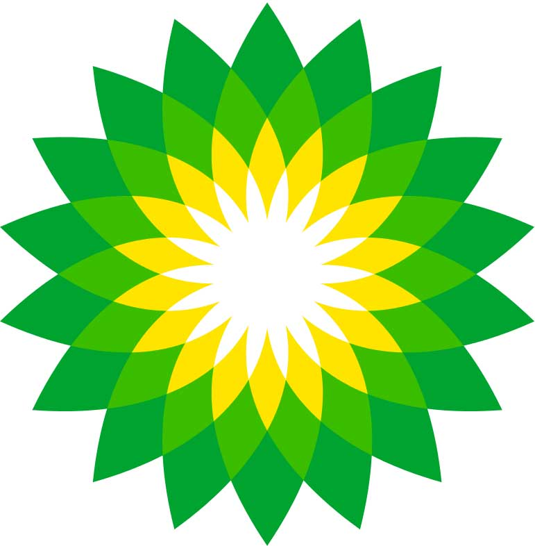 Bp Logo Masonic Blazing Star Illuminati Symbols