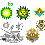 BP Logo Masonic Blazing Star