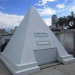 Nicolas Cage Pyramid Tombstone