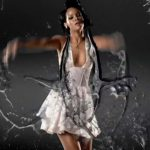 Rihanna Umbrella – Baphomet