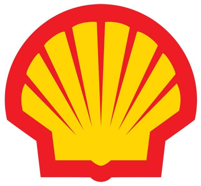 Shell Logo Rising Sun Illuminati Symbols