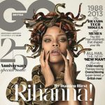 Rihanna Medusa GQ Magazine