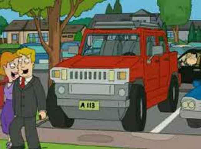 A113, Family Guy