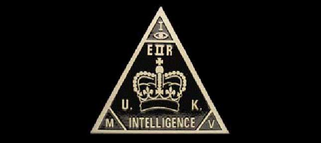 British Mi5 Pyramid And All Seeing Eye Illuminati Symbols